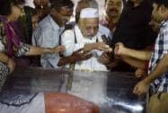 APJ Abdul Kalam's elder brother Mohammed Muthu Meera Lebbai Maraicker