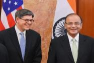 Finance Minister Arun Jaitley to meet US Treasury Secretary Jacob L Lew