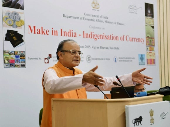 Make in India, Finance Minister of India, Arun Jaitley, MoS Finance, Jayant Sinha, New Delhi