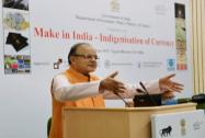 'Make in India – Indigenisation of Currency' in New Delhi