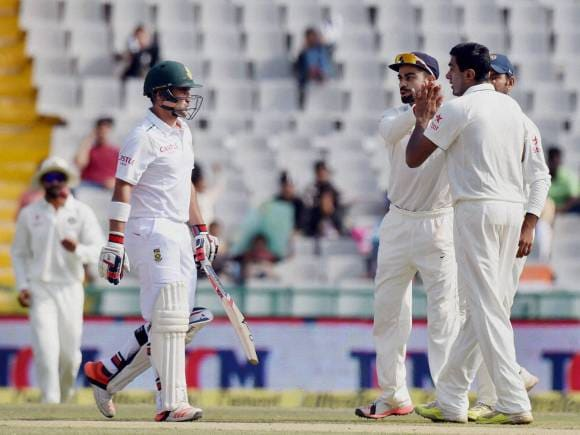 Ravichandran Ashwin, Hashim Amla, South Africa tour of India, India vs South Africa
