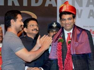 Vishwanathan Anand conferred with Hridaynath Award_04.