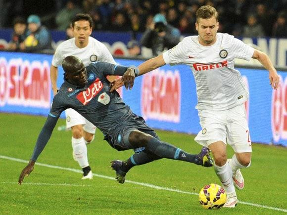 Italian Cup, Kalidou Koulibaly, George Puscas