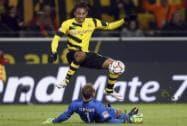Bundesliga soccer match
