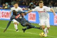 Italian Cup quarter final match