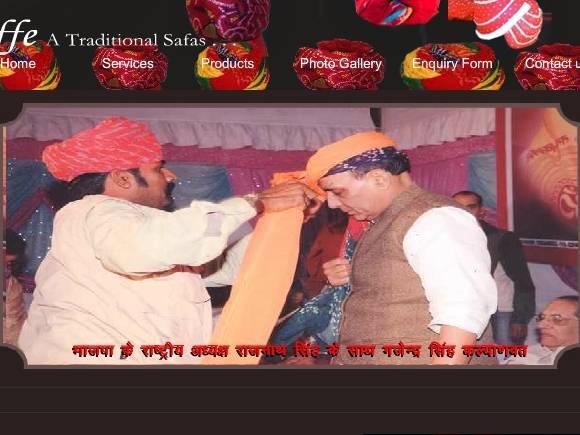 Gajendra Singh, AAP Rally, Farmer Suicide, Turban-Tying