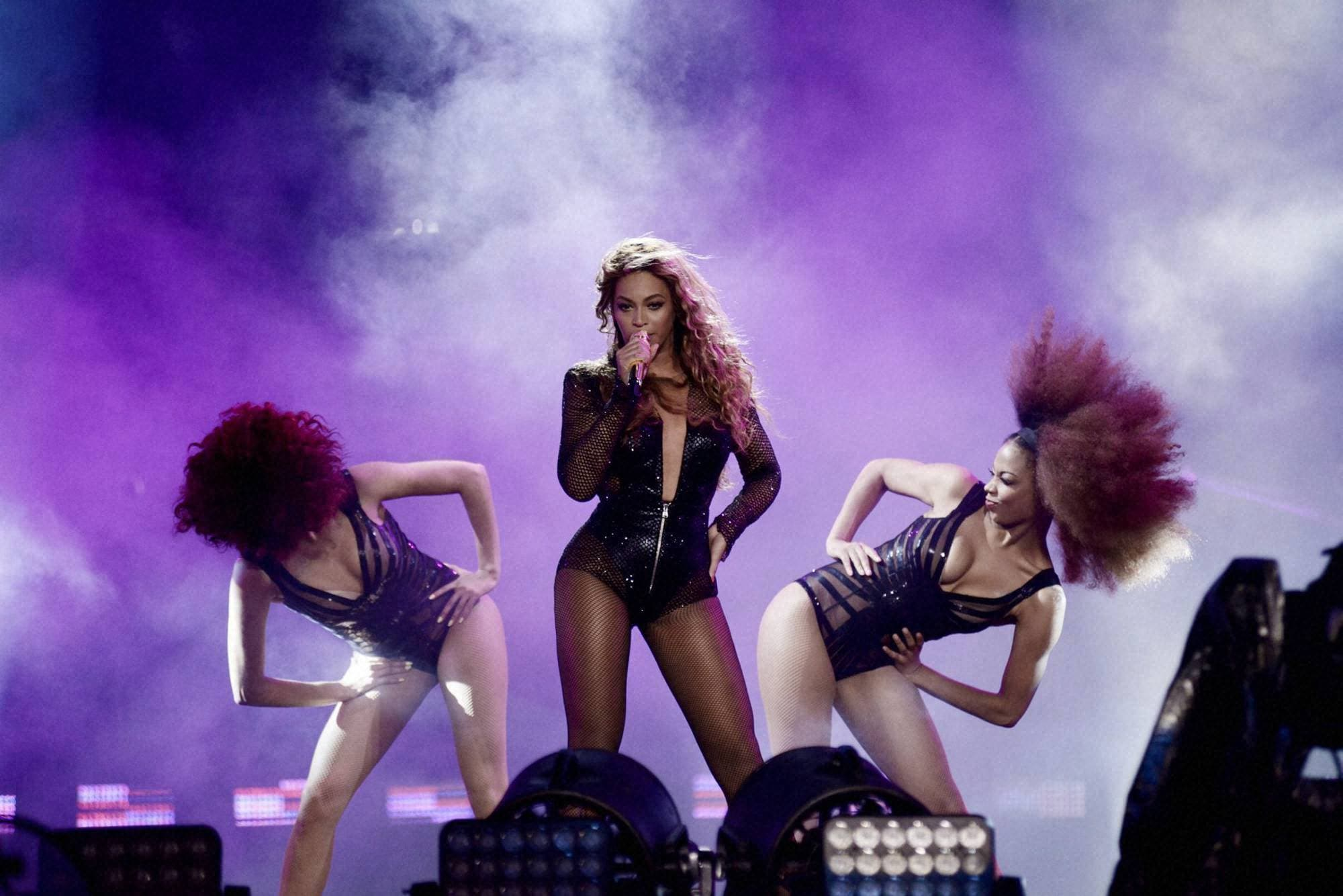 Beyonce, On The Run Tour