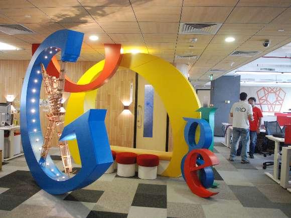Google, Rajan Anandan, Office, Gurgaon