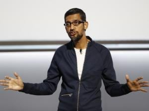 Google's hardware push: New phones, speakers, smart cam, laptop