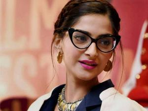 Sonam Kapoor at the inauguration of the 'FLO Film Festival' in Mumbai