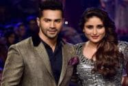Kareena Kapoor, Varun Dhavan walk the ramp together