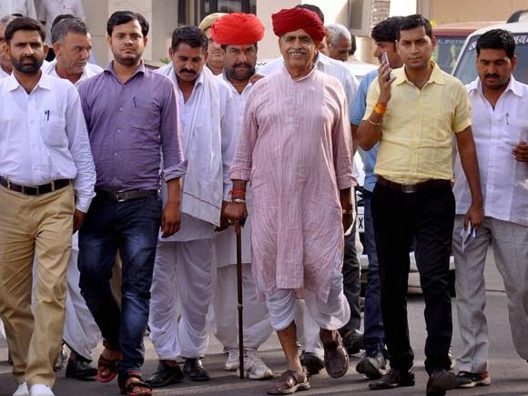 Gujjar leader, Kirori Singh Bainsla, Rajasthan Cabinet Minister, Rajasthan, Community People, Jaipur