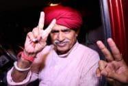 Gujjar community leader Kirori Singh Bainsla