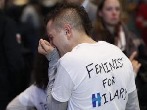 Heartbreak for Hillary fans