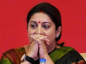 HRD minister Smriti Irani at National Yoga Olympiad event 03
