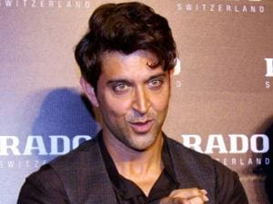 Brand ambassador of Rado, Hrithik Roshan unveils Rado Brown high-tech ceramic collection in Mumbai