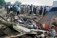 IAF Jaguar Fighter Aircraft crashes near Allahabad