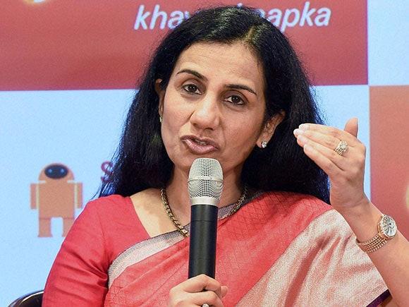 ICICI Bank, Chanda Kochhar, Software Robotics, banking