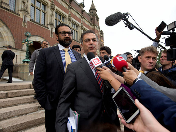 Kulbhushan Jadhav case, ICJ, International Court of Justice, Jadhav case, Pakistan military