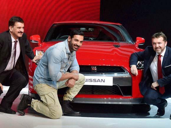 Nissan , Nissan Gtr, Nissan india, Delhi auto expo 2016, Auto expo, Launch Nissan Gtr,