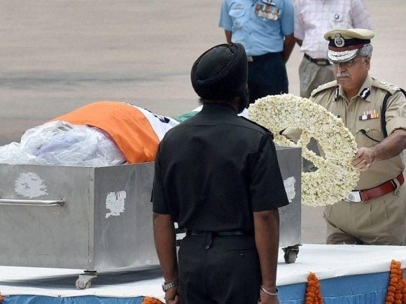 Delhi Police Commissioner, BS Bassi, Abdul Kalam, Missile Man, Shillong, APJ Abdul Kalam, Former President of India, Bharat Ratna
