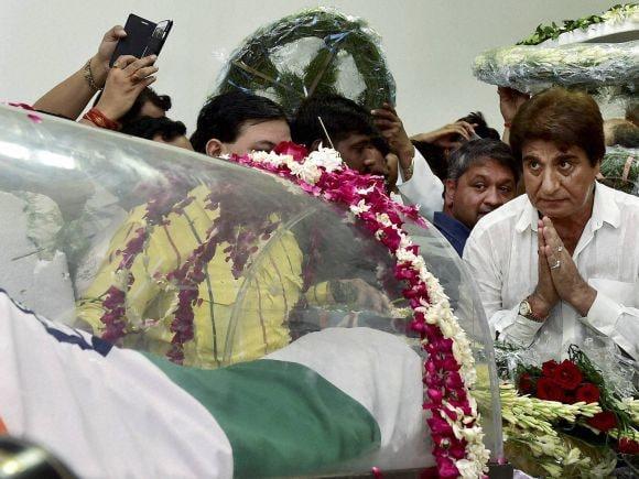 Raj Babbar, APJ Abdul Kalam, Rajaji Marg, Congress, New Delhi