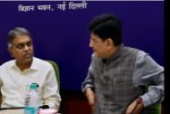 Minister of State for Power, Coal and New and Renewable Energy, Piyush Goyal