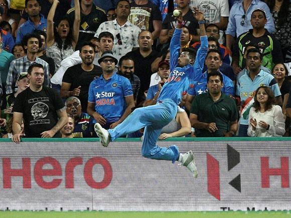 Hardik Pandya, Shane Watson, Ind vs Aus, T20, India, Australia, Whitewash, Sport, Run-chase, Sydney