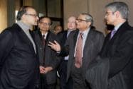 India Finance Minister Arun Jaitley's New York visit