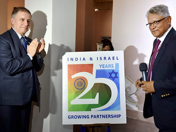 India-Israel, 25 Years of India-Israel Relations, Diplomatic Relations, India, Israel