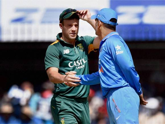 MS Dhoni, AB de Villiers, India vs South Africa, IND vs SA, India vs South Africa live, IND vs SA live, IND vs SA live score