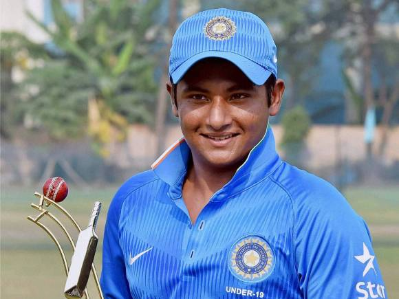 Sarfaraz Khan, India, India U19, India Under 19, Afghanistan, Bangladesh, ICC, Under 19 world cup 2016