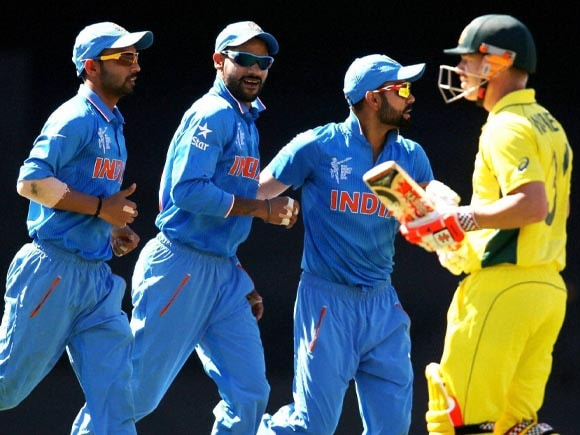 David Warner, World Cup, Virat Kohli, India,  Australia, MS Dhoni,  Mohammed Shami, Team India, SCG, Cricket fan