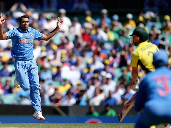 Mohammed Shami, World Cup, Virat Kohli, India,  Australia, MS Dhoni,  Mohammed Shami, Team India, SCG, Cricket fan