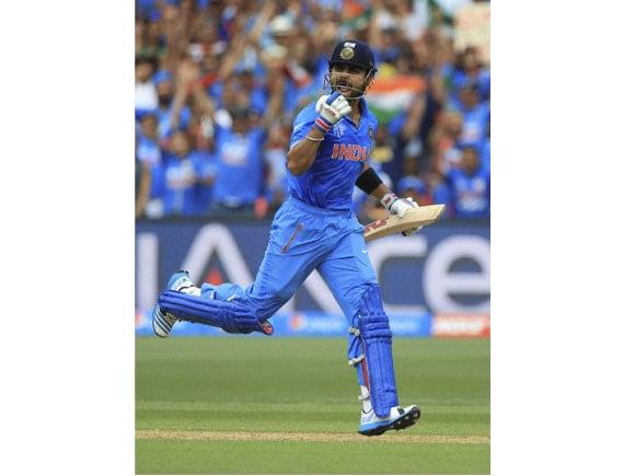 Shikhar Dhawan, Virat Kohli,  Shahid Afridi,  India vs Pakistan, World Cup 2015, Adelaide, Australia
