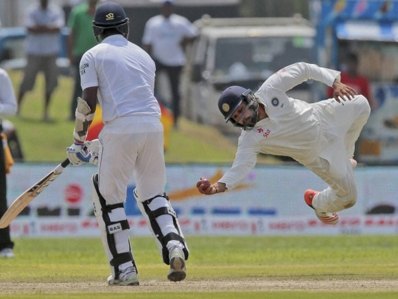 Rohit Sharma, Angelo Mathews, India, Sri Lanka, Test, Galle International Stadium