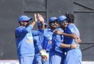 India beat Zimbabwe