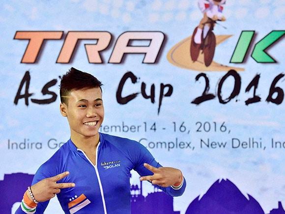 Track Asia Cup 2016, Deborah, Gold medallist