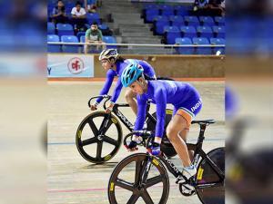 NR Priyadarshini and Anu Chutia compete to win gold