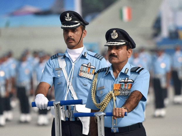 Indian Air Force, Arup Raha, Air Force Day, Hindon, Ghaziabad