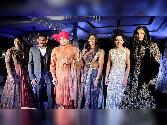 PWL, Pro Wrestling League, Sakshi Malik, Babita Phogat, Yogeshwar Dutt, Great Khali, Geeta Phogat