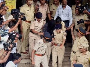 Indrani Mukerjea, accused in Sheena Bora murder case