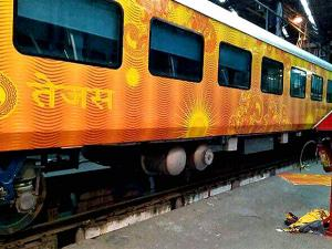 Tejas Express, a new service to be launched in June 2017