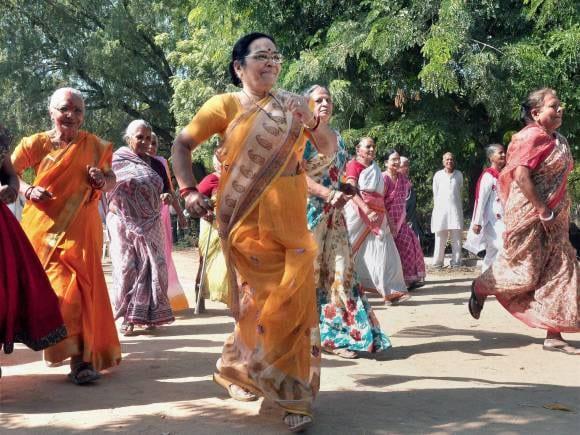 Senior citizen women, Senior Citizens, Senior citizen women, National News, India Senior Citizen