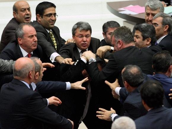 Turkey, Parliament