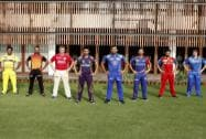 Captains of IPL teams