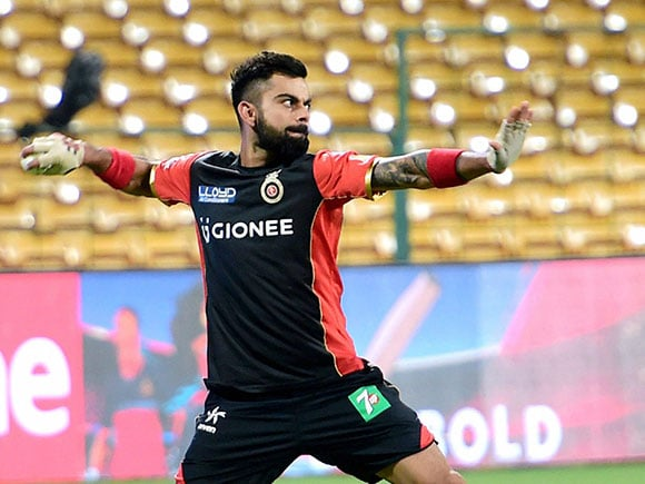 Virat Kohli, Indian Premier League 2017, Royal Challengers Bangalore, Mumbai Indians, RCB, IPL