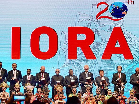 IORA, Indian Ocean Rim Association, Hamid Ansari, Vice President, summit