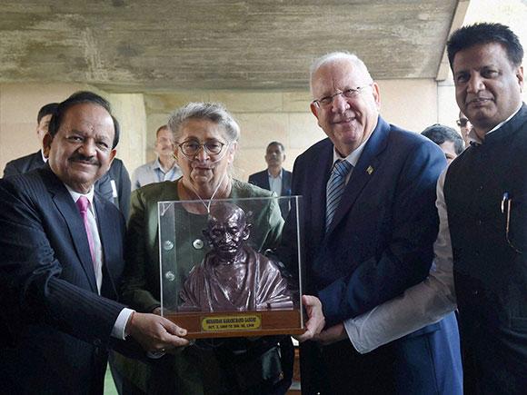 Israeli President, Reuven Rivlin, Narendra Modi, Israel India, Trade