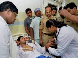 Jaganmohan Reddy health deteriorates, rushed to hospital